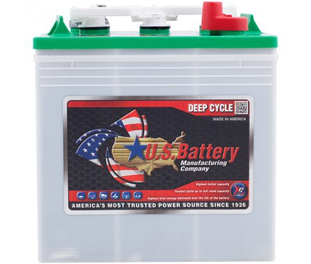 US Battery US 125 XC2